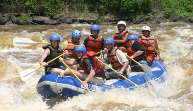 PADAS WHITE WATER RAFTING (GRADE 3 & 4)